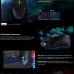 Mouse AlienwareTactX