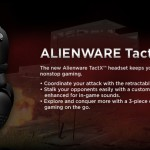 Headset Alienware Tactx