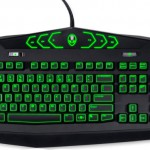 Keyboard Alienware Tactx