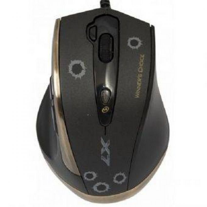 A4Tech Mouse Macro Gaming X7 F3